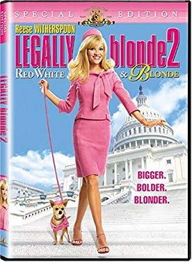 Legally Blonde 2: Red, White & Blonde 0027616898968