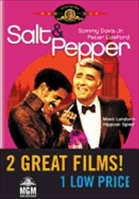 One More Time / Salt & Pepper