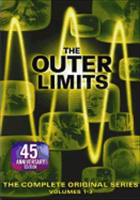 Outer Limits the Original Series: Complete Series