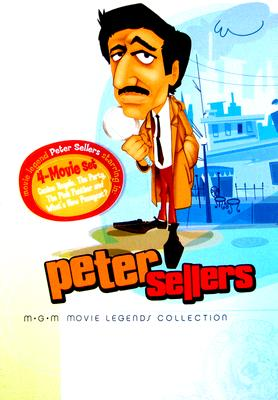 Peter Sellers MGM Movie Legends Collection