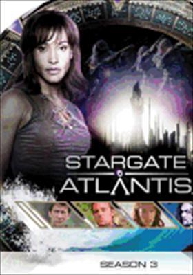 Stargate Atlantis: The Complete Third Season