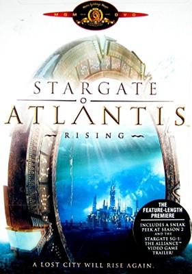 Stargate Atlantis: Rising 0027616924865