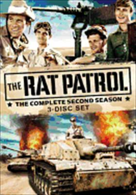 The Rat Patrol: The Complete Second Season