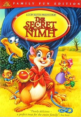 The Secret of NIMH 0027616077141