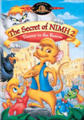 The Secret of NIMH 2: Timmy to the Rescue 0027616859181