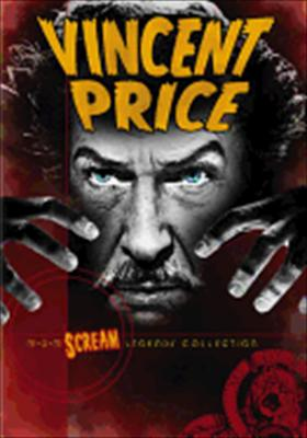 Vincent Price MGM Scream Legends Collection