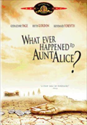 What Ever Happened to Aunt Alice? 0027616913241