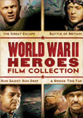 World War II Heroes Film Collection