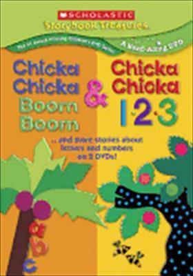 Chicka Chicka Boom Boom / Chicka Chicka 1 2 3