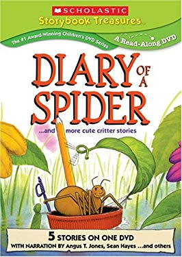 Diary of a Spider 0767685111413
