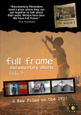 Full Frame Documentary Shorts Volume 5