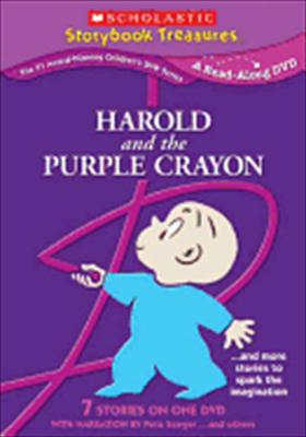 Harold & the Purple Crayon 0767685105474