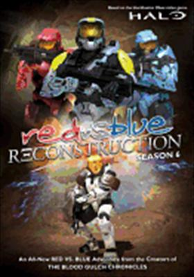 Red Vs Blue: Reconstruction, Season 6