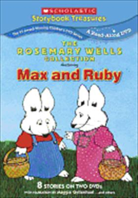 The Rosemary Wells Collection Featuring Max & Ruby