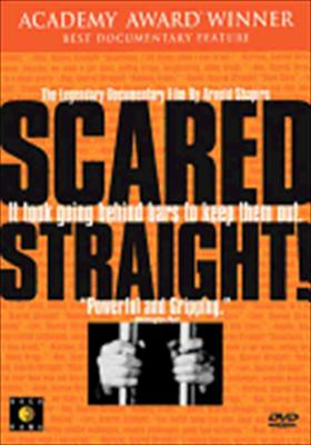 Scared Straight! 0767685955833