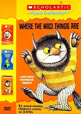 Scholastic 1 Set: Where the Wild Things Are