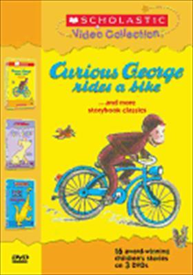 Scholastic 6 Set: Curious George