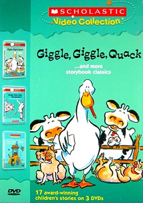 Scholastic 7 Set: Giggle Giggle Quack