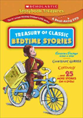 Scholastic Treasury of Classic Bedtime Stories