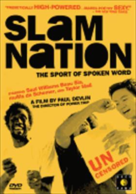 Slam Nation: The Sport of Spoken Word