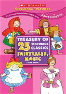 Scholastic Treasury of 25 Storybook Classics