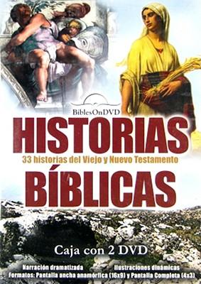 Bible on DVD-35 Historias del Viejo y Nuevo Testamento