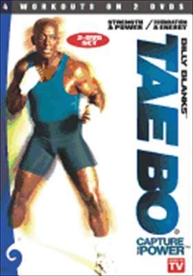 Billy Blanks: Tae Bo Capture the Power Set