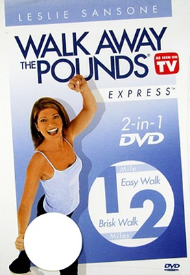 Leslie Sansone: Walk Away the Pounds Express - Easy Walk / Brisk Walk