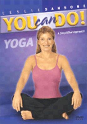 Leslie Sansone: You Can Do Yoga