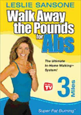 Sansone Leslie: Walk Away the Pounds for ABS 3 Miles