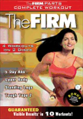 The Firm Parts Complete Workout
