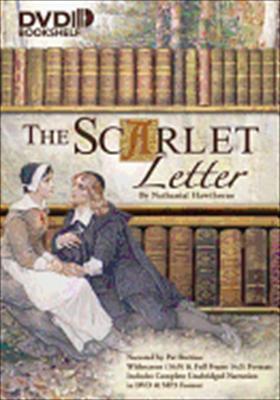 The Scarlet Letter (DVD Bookshelf)