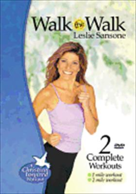 Walk the Walk: Complete 1 & 2 Mile Workout