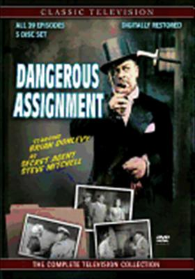 Dangerous Assignment: Complete Collection