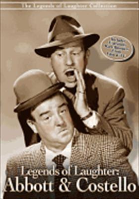 Legends of Laughter: Abbott & Costello