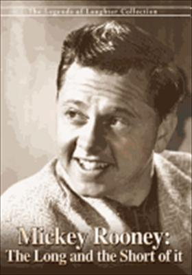 Mickey Rooney: The Long and the Short of It