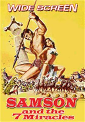 Samson & 7 Miracles / Ali Baba & the 7 Saracens
