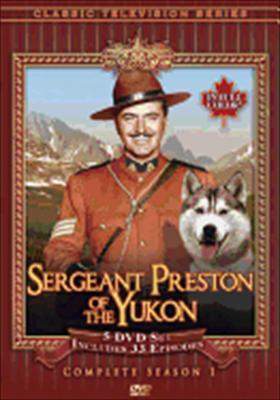 Sergeant Preston of the Yukon: Complete Season 1
