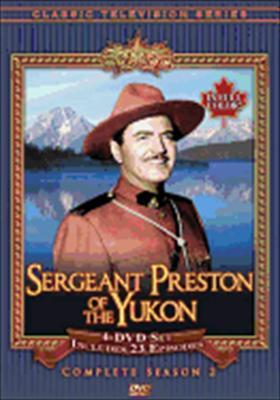 Sergeant Preston of the Yukon: Complete Season 2