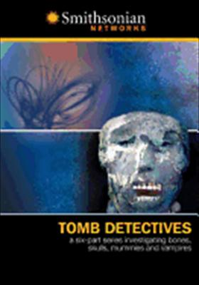 Tomb Detectives: It's a Busy, Busy Day!