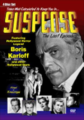 Suspense: The Lost Episodes Collection 1