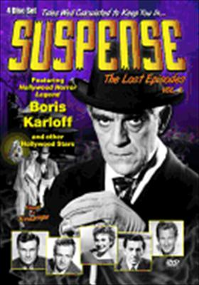 Suspense: The Lost Episodes Collection 2