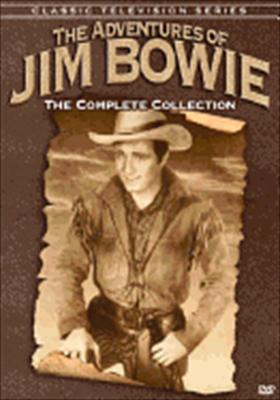 The Adventures of Jim Bowie: The Complete Collection