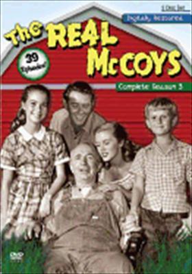 The Real McCoys: Season 3