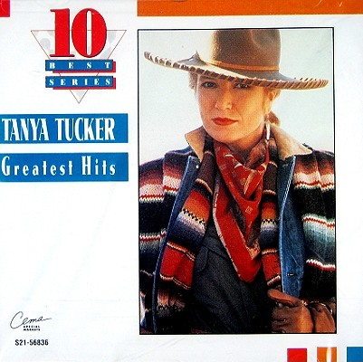 Jb-Greatest Hits Tanya Tucker 0077775683622