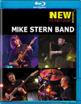 Mike Stern: Paris Concert