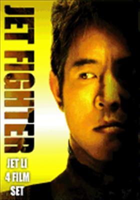 Jet Fighter Collection: Jet Li 4 Film Set