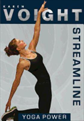 Karen Voight: Yoga Power
