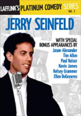 Platinum Comedy Series: Jerry Seinfeld