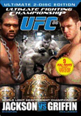 UFC 86-Rampage Jackson vs. Forrest Griffin